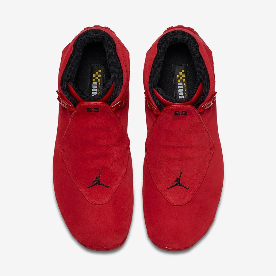 69314f552a9d75 Air Jordan 18 Toro - Le Site de la Sneaker