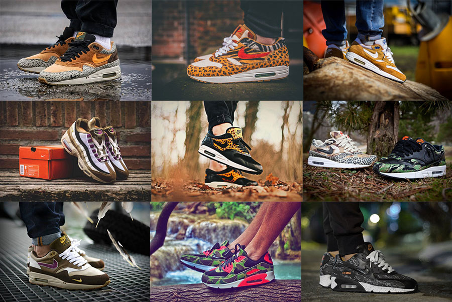 best sneakers c930a 95734 Le guide des collabs Atmos x Nike Air Max