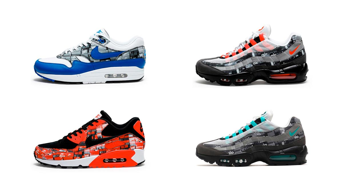 best service 23578 21fbb Preview  atmos x Nike Air Max