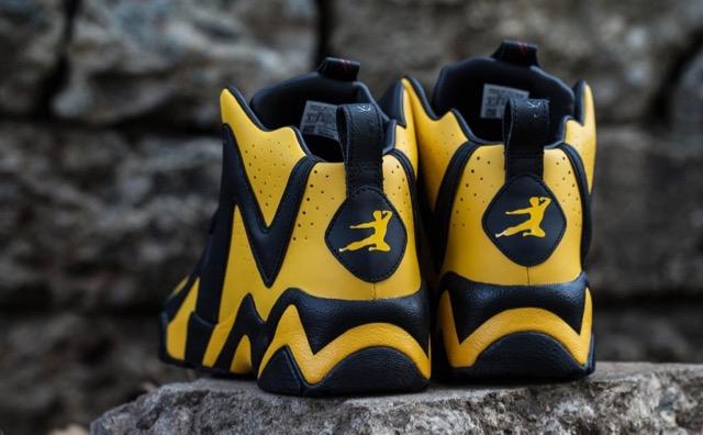 5cbbdecb08c0e1 BAIT x Bruce Lee x Reebok Kamikaze II - Le Site de la Sneaker