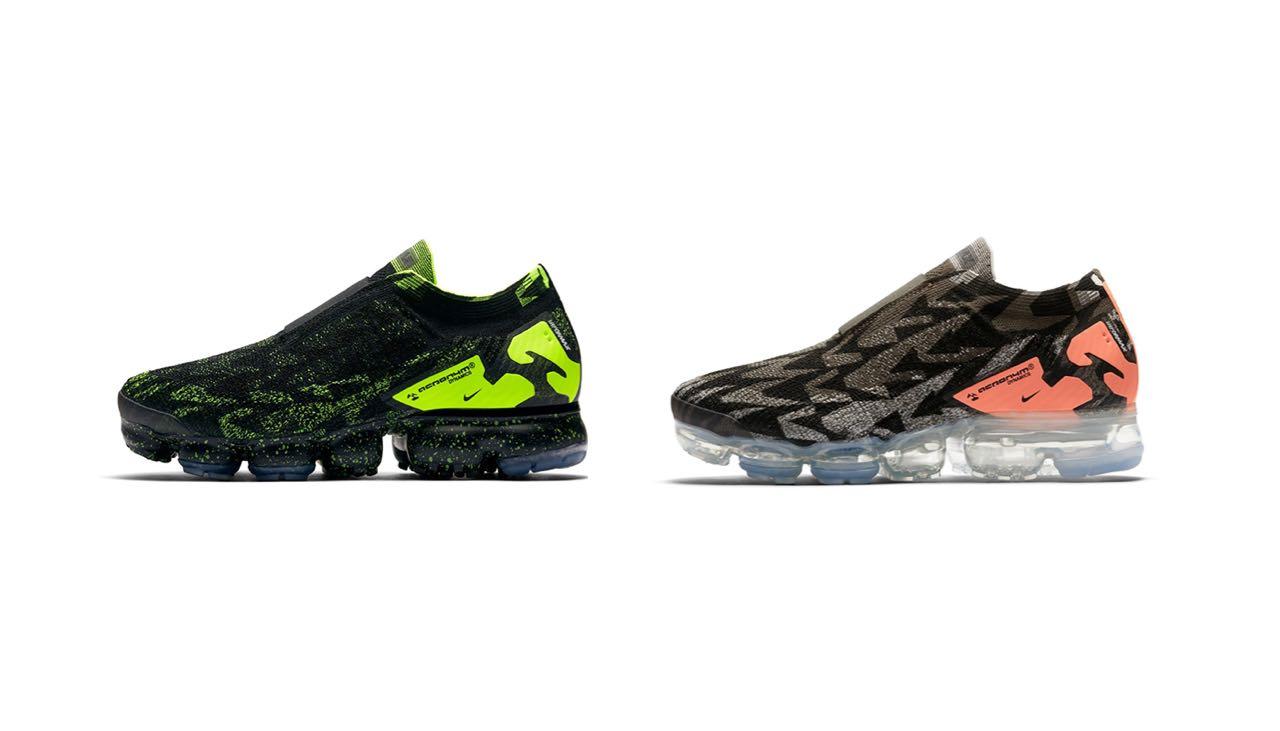 022d56f195cf86 Les 2 autres Acronym x Nike Air VaporMax Moc dévoilées - Le Site de la  Sneaker