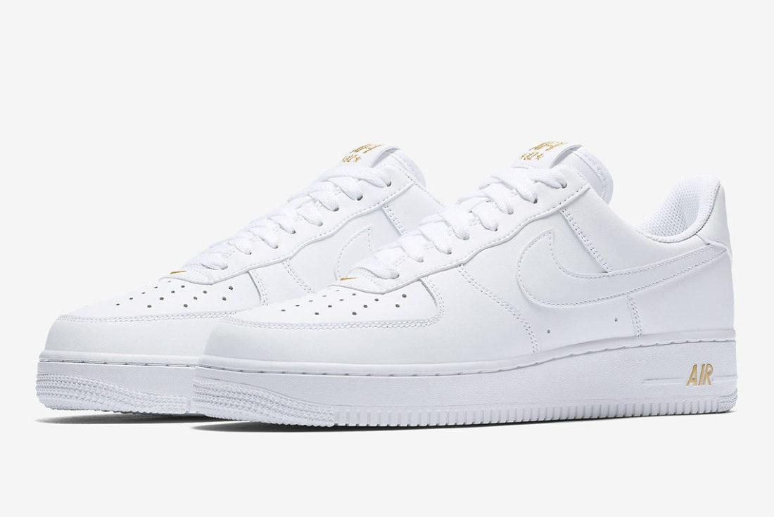 air force 1 blanc or