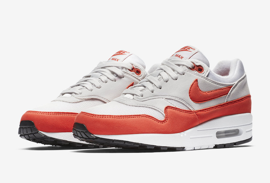 Nike WMNS Air Max 1 Habanero Red