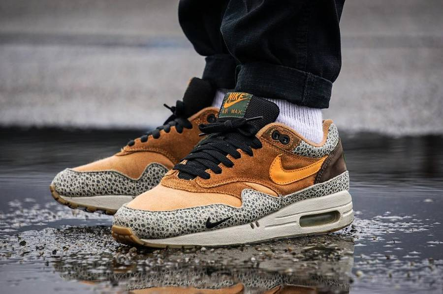 the best attitude a7971 8eaa8 Nike Air Max 1 Safari. Snkrshdsfribourg