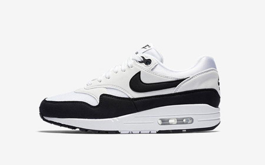 Une Nike Air Max 1 OG White Black pour l'été Le Site de la
