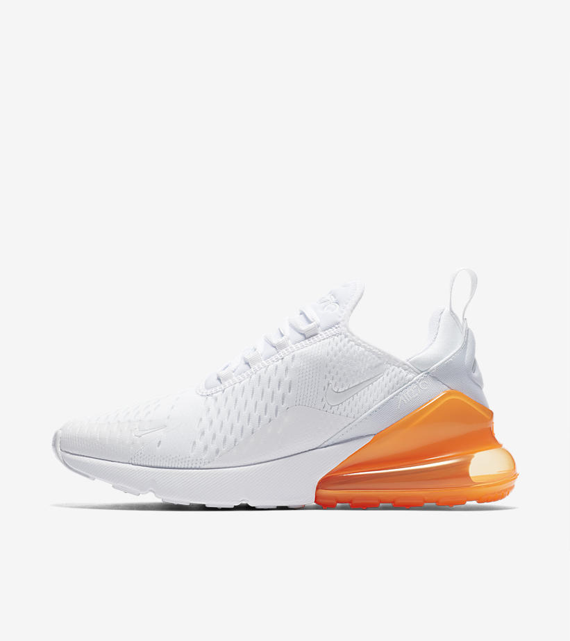 nike air max 270 white pack le site de la sneaker. Black Bedroom Furniture Sets. Home Design Ideas