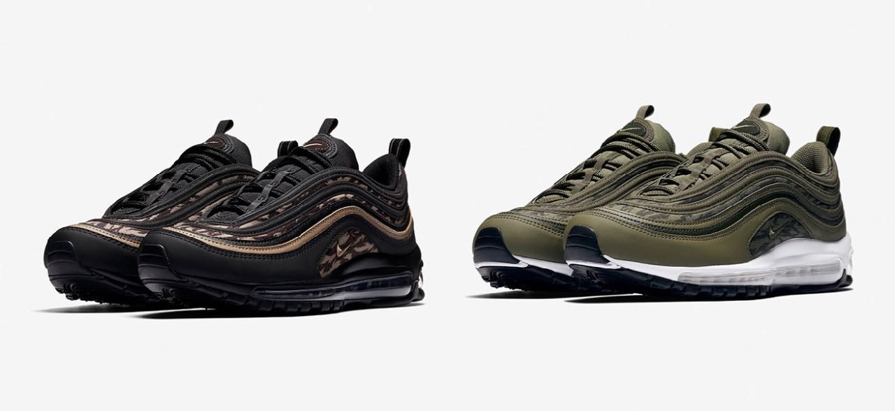 nike air max 97 femme camouflage