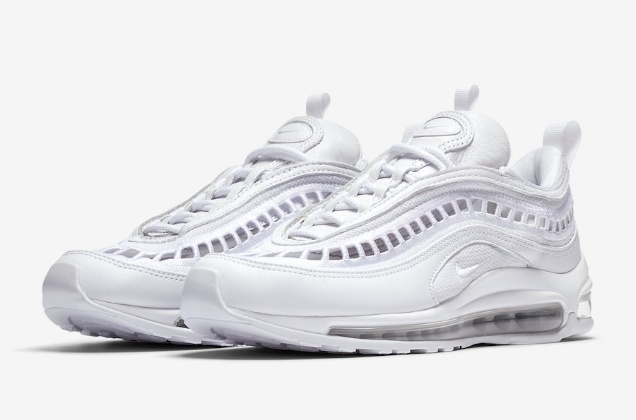Nike WMNS Air Max 97 Ultra Premium SI White