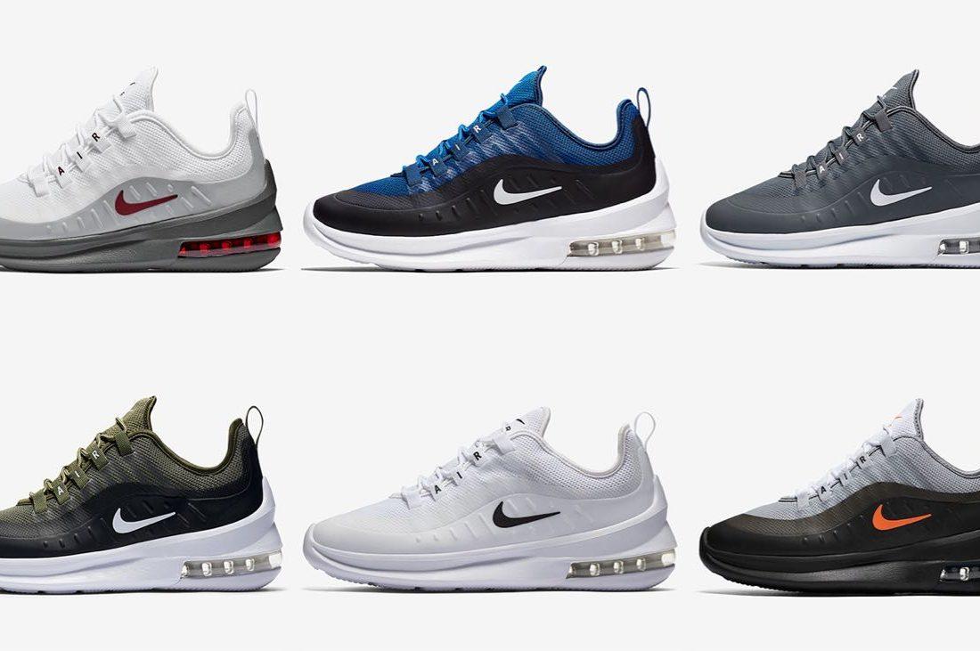 best deals on cost charm great deals 2017 Nike présente la Air Max Axis - Le Site de la Sneaker