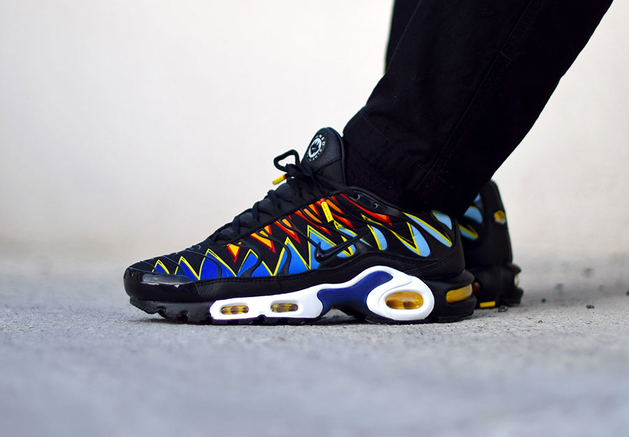 the best attitude fff72 b10cc Nike Air Max Plus Paris