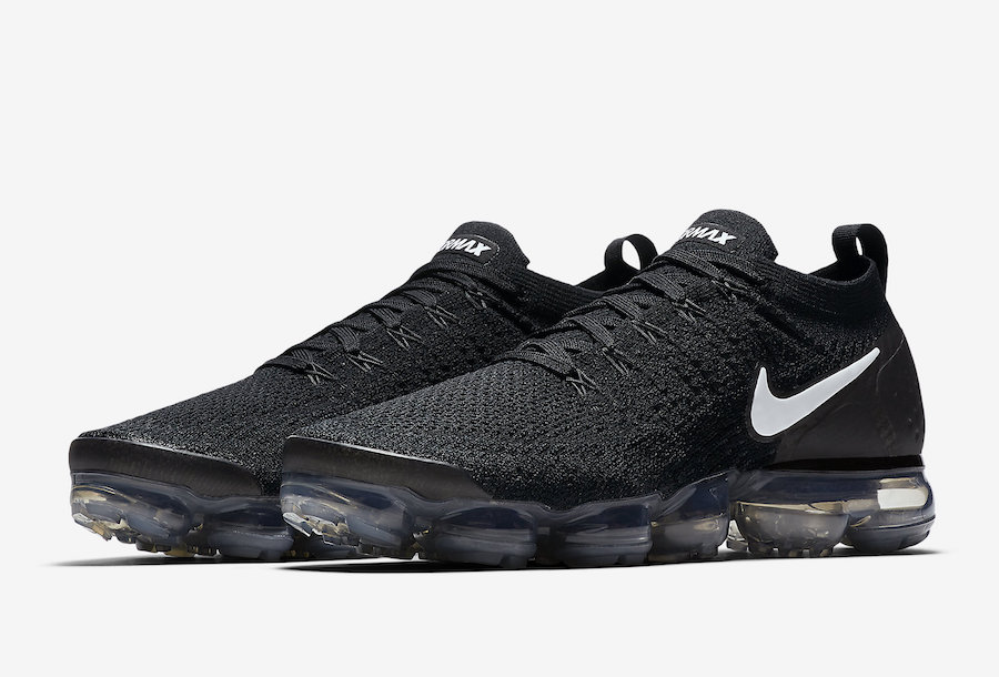 latest design 2018 sneakers save off Nike Air VaporMax 2.0 Black White