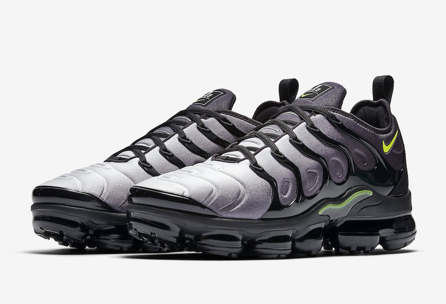 air max vapormax plus noir