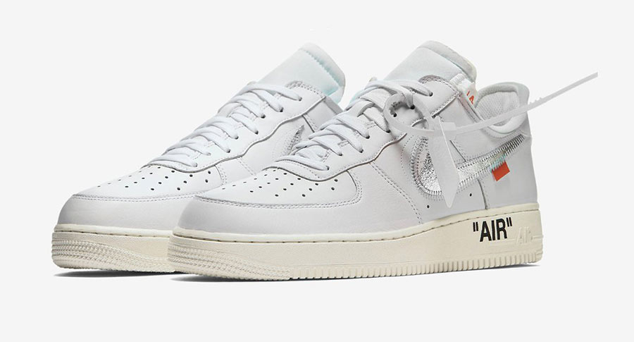 Off-White x Nike Air Force 1 'ComplexCon'