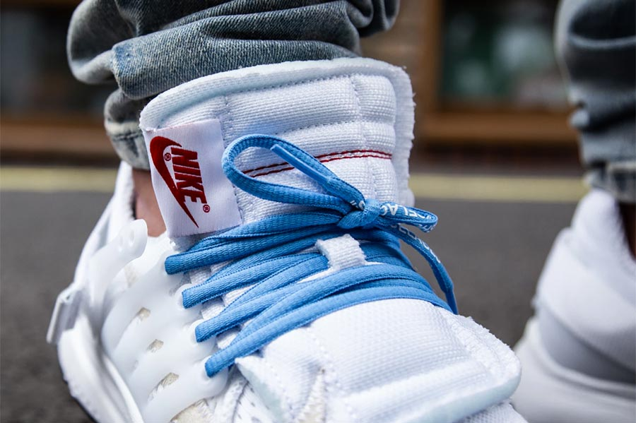 top quality release date: discount Deux nouvelles Off-White x Nike Air Presto à venir - Le Site ...