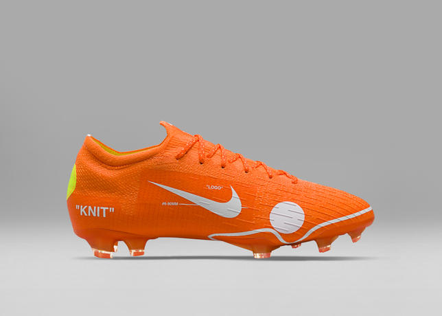 chaussure de foot nike off white