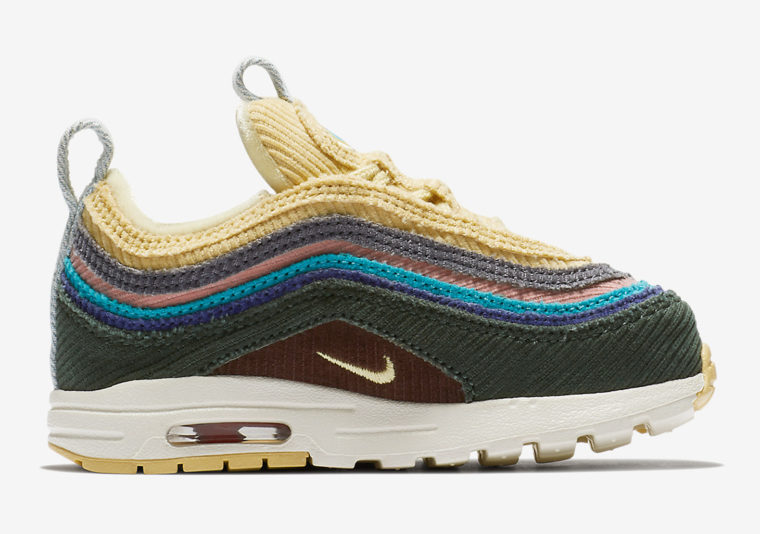 save off 96d1c edae3 Nike Air Max 1/97 SW Baby