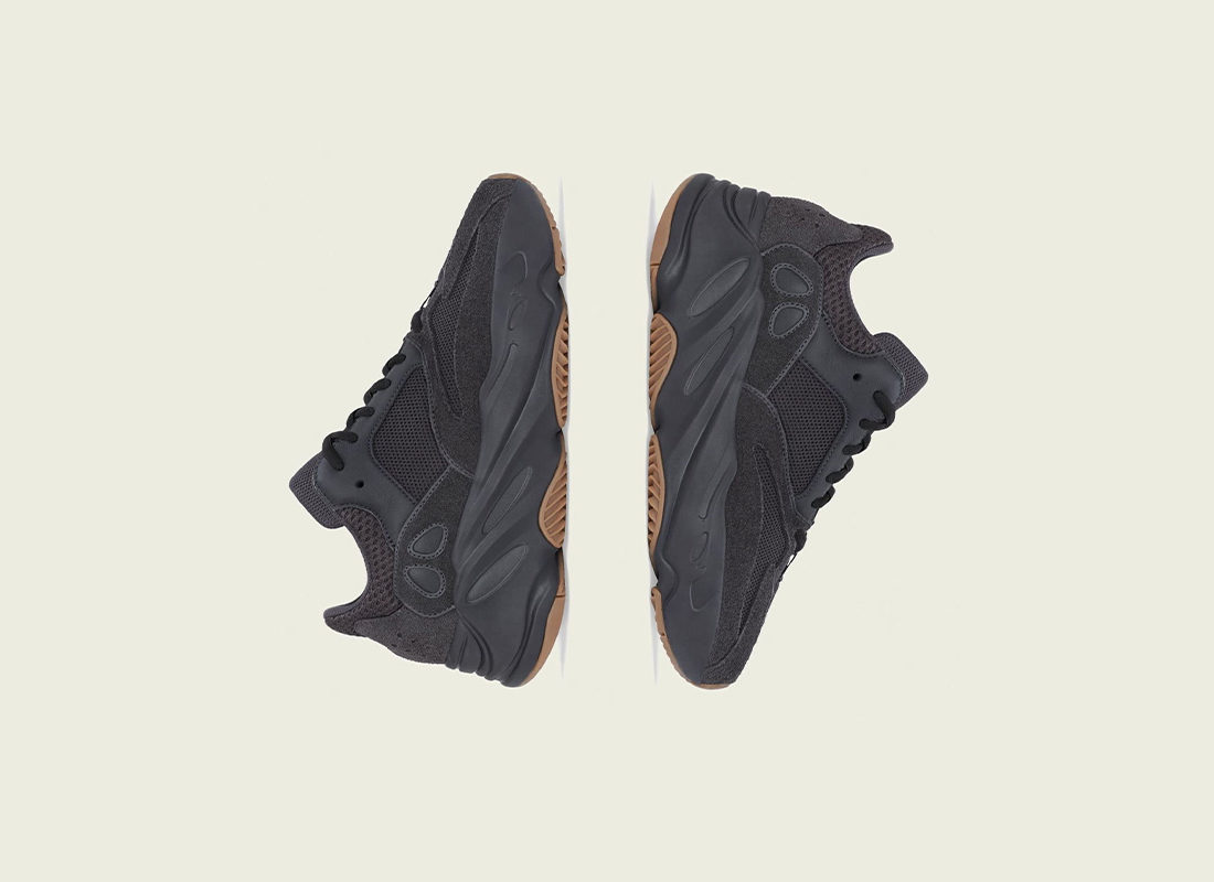 half off 2e646 7310b Preview: adidas Yeezy Boost Wave Runner 700 Utility Black ...