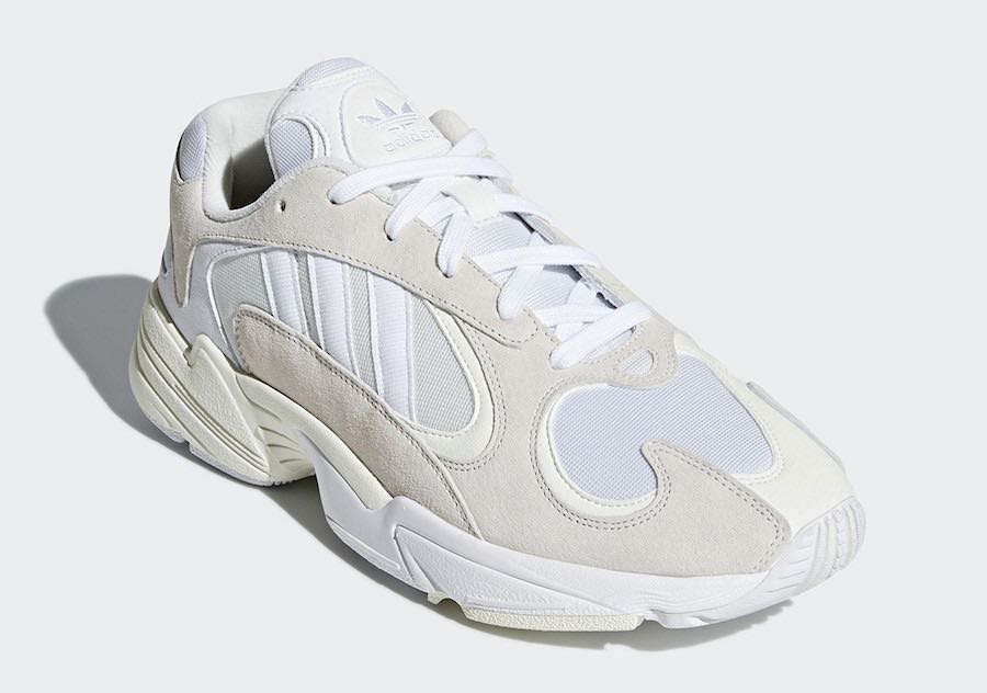 adidas Yung-1 Cloud White