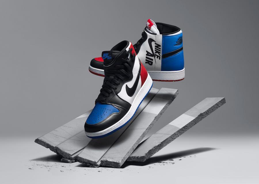 buy online 6a387 50901 Air Jordan 1 WNMS Rebel Top 3