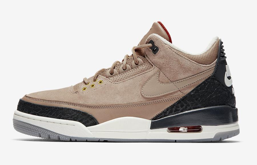 Air Jordan 3 JTH Bio Beige - Le Site de la Sneaker
