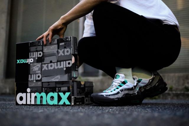 air max 95 we love nike