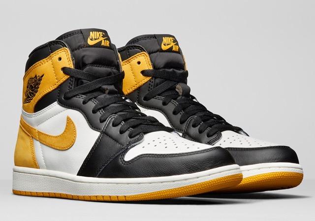 Air Jordan 1 Retro High OG Yellow Ochre - Le Site de la Sneaker