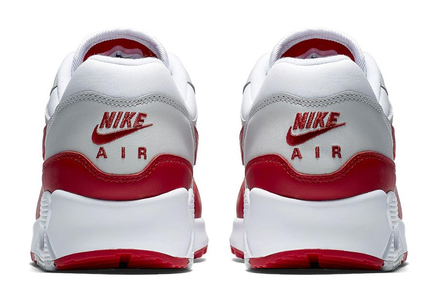 Nike Air Max 90 1 University Red - Le Site de la Sneaker 3cdd83963