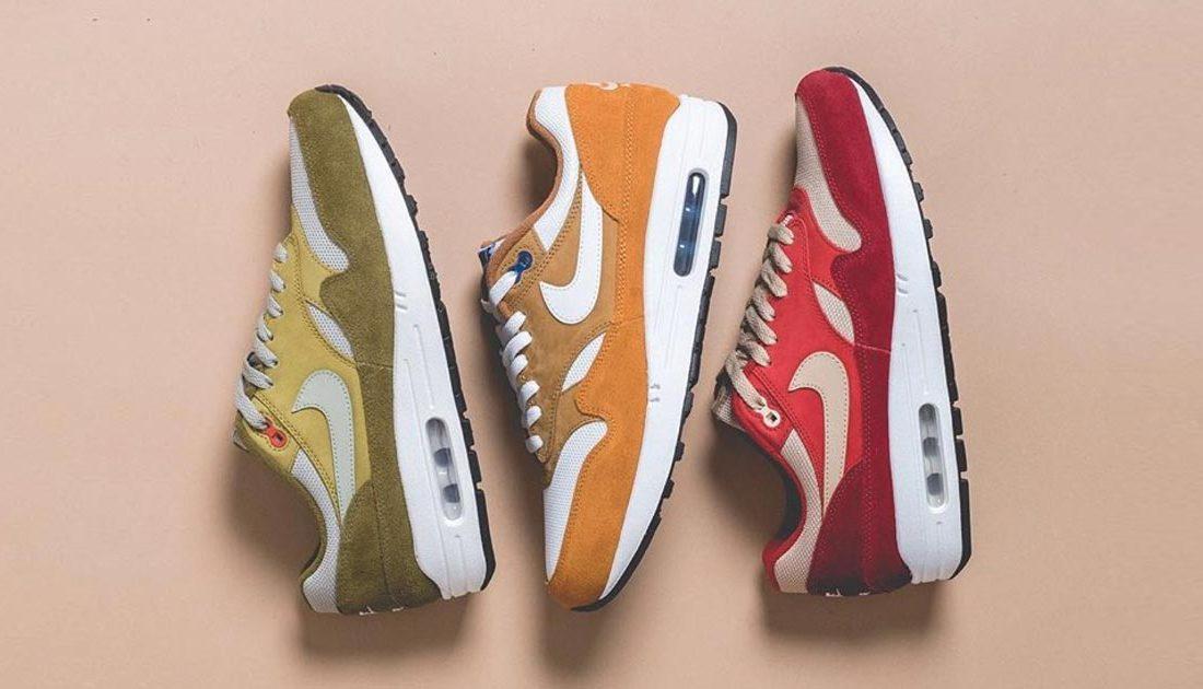 atmos x Nike Air Max 1 Curry Pack Le Site de la Sneaker
