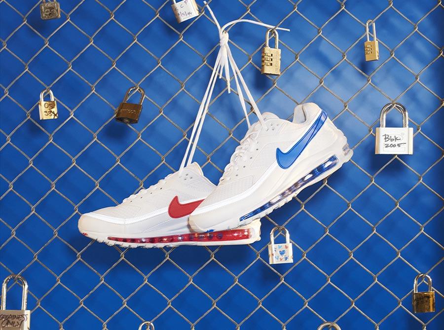 sneakers for cheap 7205a e3384 Skepta x Nike Air Max 97 BW