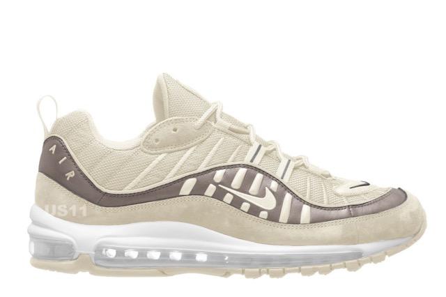 Nike Air Max 98 SE: 3 nouveaux coloris Le Site de la Sneaker