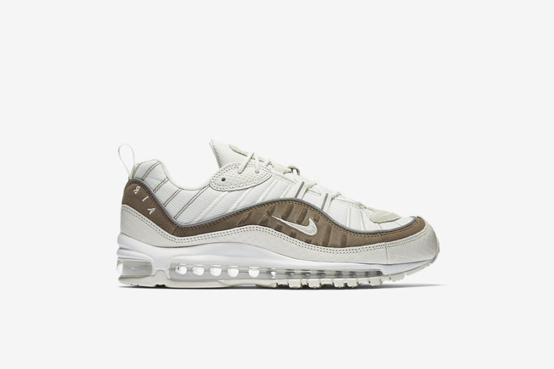 Nike Air Max 98 SE SailWhite Sepia Sneaker District