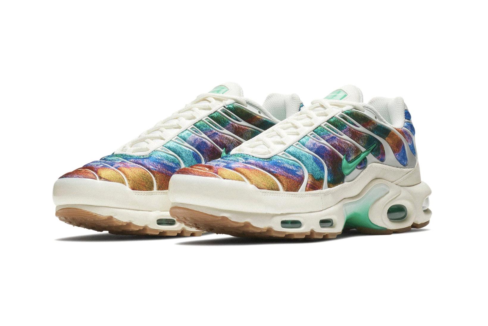 best authentic 2cd92 cba02 Preview  Nike Air Max Plus Multicolor Prints - Le Site de la Sneaker