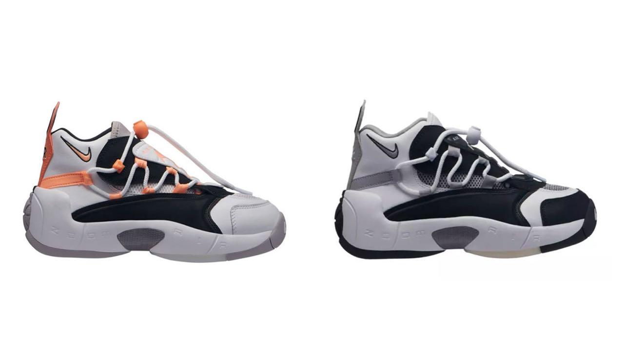 wholesale dealer aca83 0f254 La Nike Air Swoopes 2 de retour - Le Site de la Sneaker