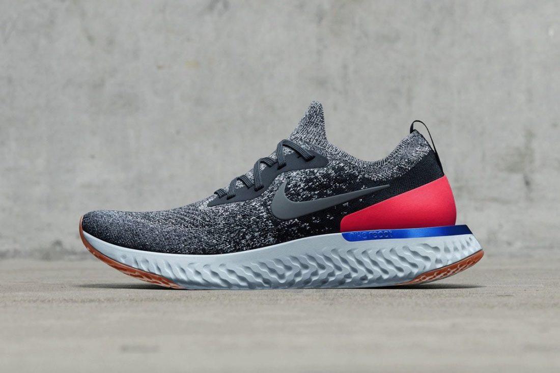 Nike Epic React Flyknit Printemps Et 233 2018 Le Site De La
