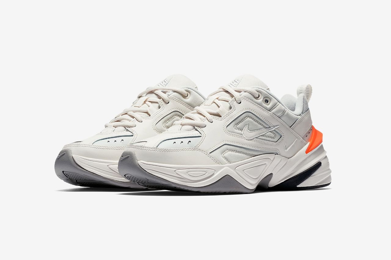 chaussures nike m2k tekno femme