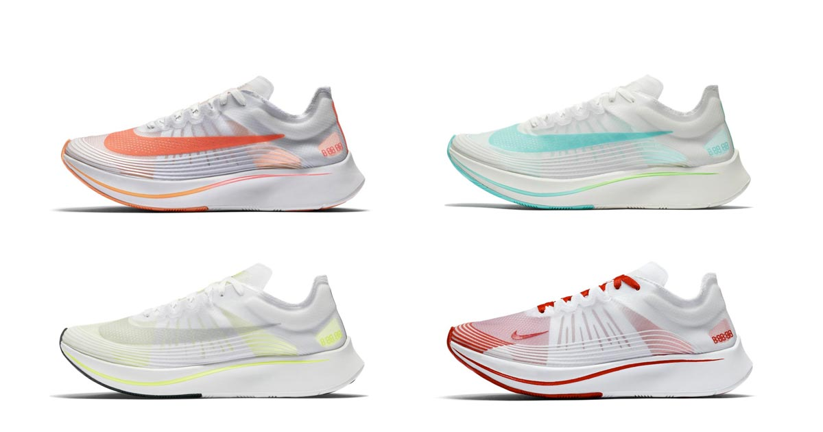 69fed13836ef94 Nike Zoom Fly SP City Pack - Le Site de la Sneaker