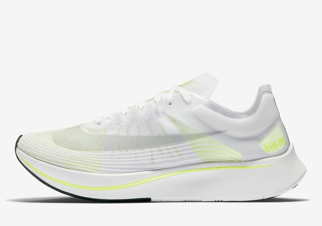 NikeLab Zoom Fly SP Volt Glow