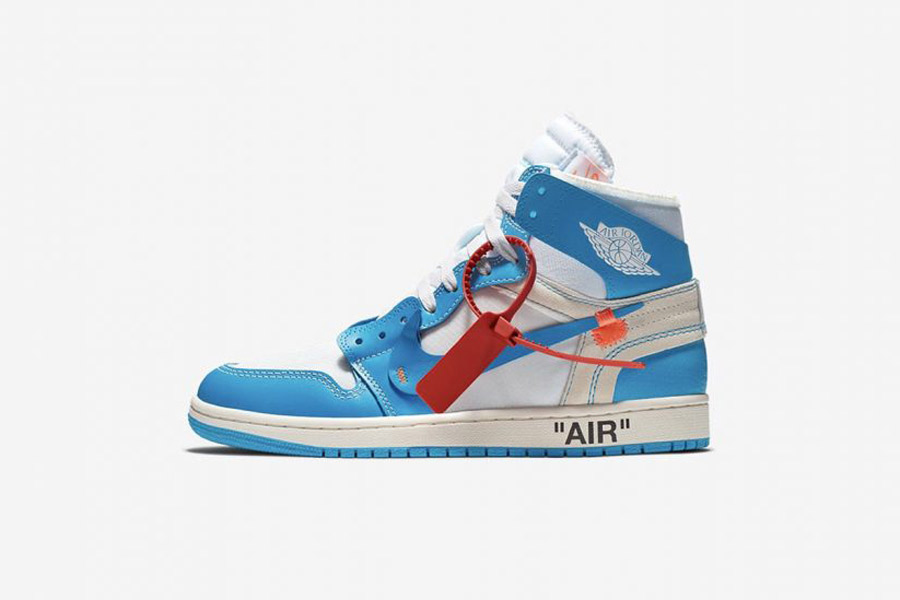 air jordan one bleu clair