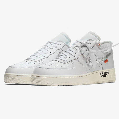 new arrival f8217 72a91 ff-White x Nike Air Force 1 ComplexCon