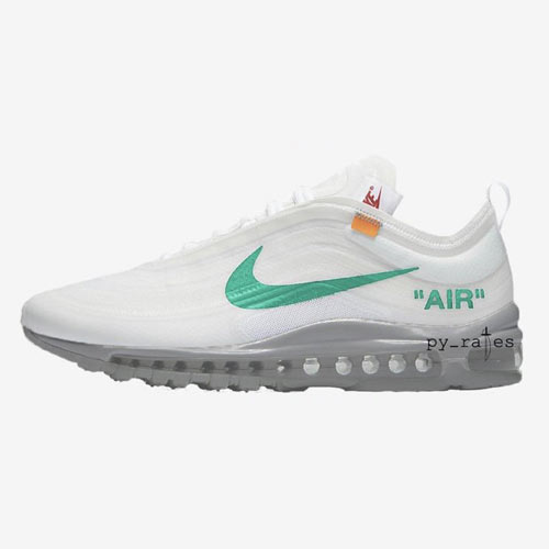 Off-White x Nike Air Max 97 White