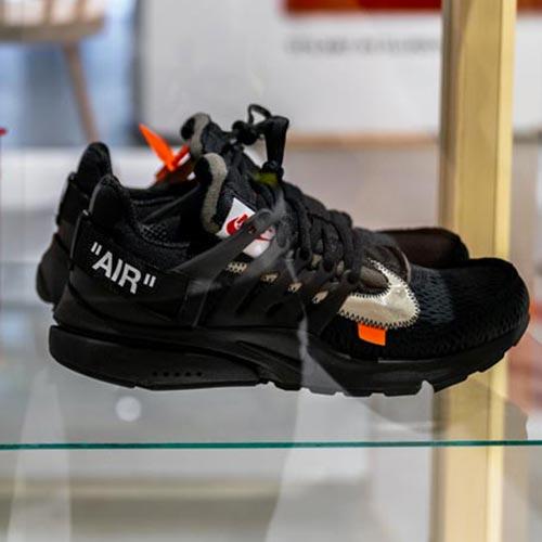 Off-White Nike Air Presto Black