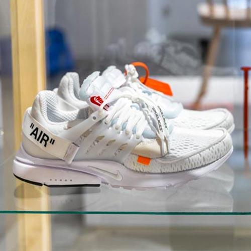 Off White Nike Air Presto White