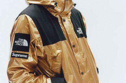 Supreme X The North Face Metallic Collection Le Site De La Sneaker