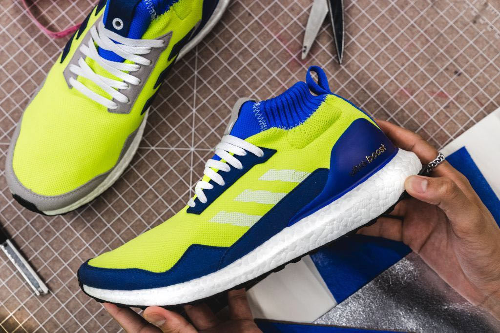 low priced 91f1a 9c42d adidas Consortium UltraBoost Mid Prototype