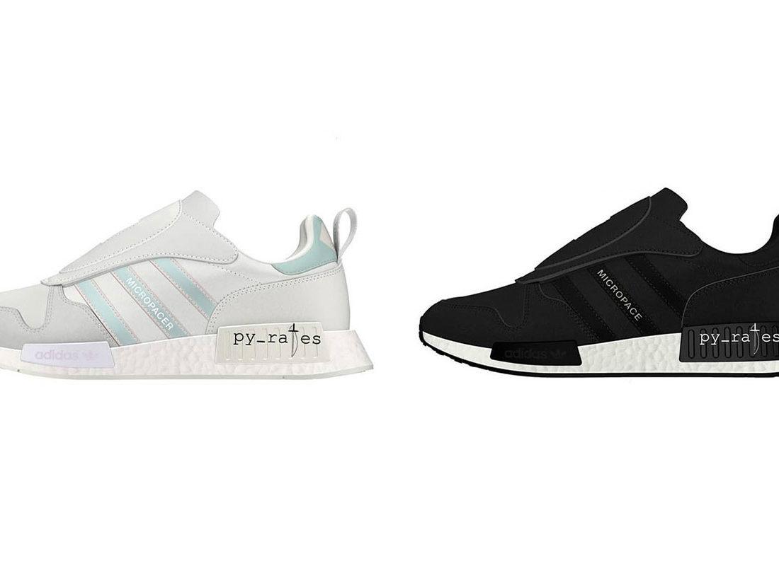 promo code 8254e 962f7 Preview: adidas Micropacer x NMD - Le Site de la Sneaker