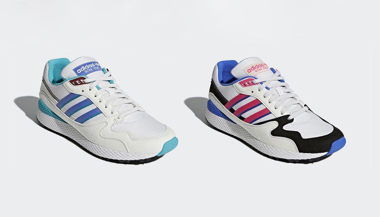 223594f9e adidas Ultra Tech OG Pack - Le Site de la Sneaker