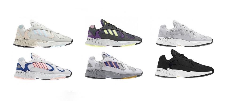 adidas yung 1 femme prix