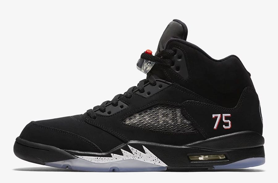 photos officielles e516f e9ef8 PSG x Air Jordan 5