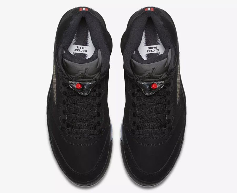 official photos ab015 7deff PSG x Air Jordan 5