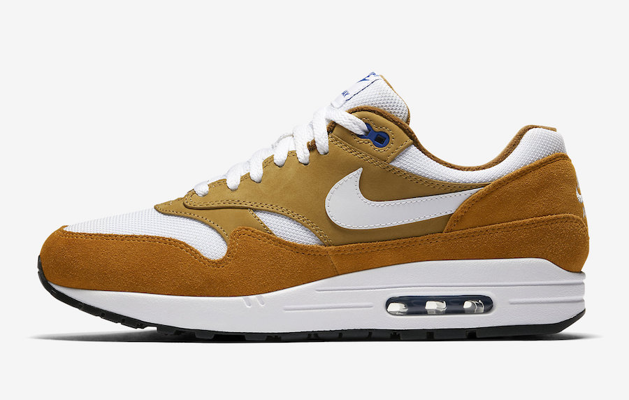 atmos x Nike Air Max 1 Premium Retro Curry